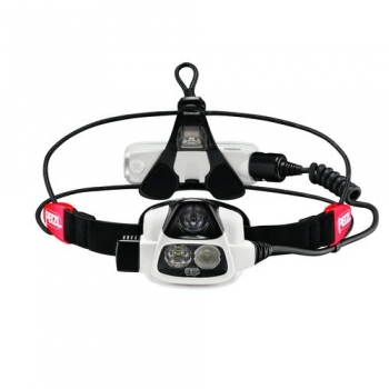 Petzl NAO Rechargeable Reactive Lighting Headlamp - PTZ E36A