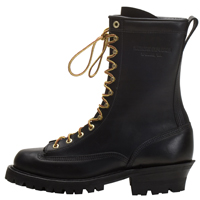Firefighter Boots Hathorne Smoke Jumper Lace To Toe