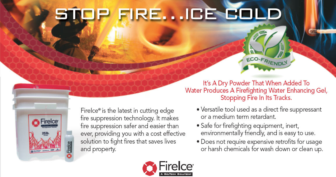 "FireIce 2.5"" High Volume Eductor System - FIC ESHV"