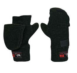 DragonWear FLIP-TOP Nomex Fleece Mittens - True North DragonWear