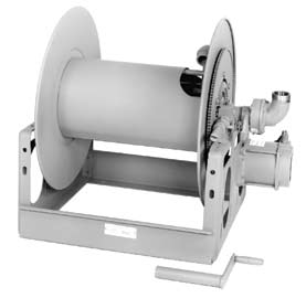 Hannay Electric Fire Hose Reel