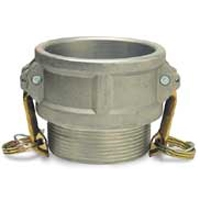 Male Coupler 1-1/2""