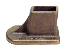 Brass Handle Bracket 100 Degree