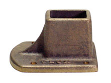 Brass Handle Bracket 90 Degree