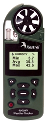 Kestrel 4000NV Advanced Wind/Altitude Meter *Discontinued* Weather Instruments, Kestrel, SpeedTech, wind meter, weather meter