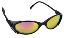 Jackson Nomad Mirrored Safety Glasses