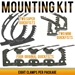 QUICK FIST Clamp Mounting Kit - END 90010