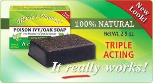 Maries Original Poison Oak Soap - POI OAKBAR