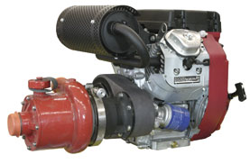 Forester NFF4 Four-Stage Fire Pump