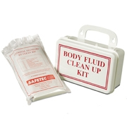 Swift Body Fluid Clean Up Kit first aid, first aid kit, first aid kits, swift, swift first aid