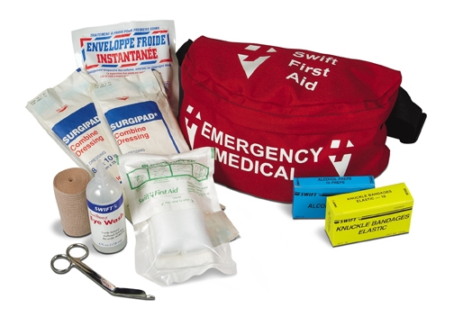 Swift First Aid Fanny Pack Kit