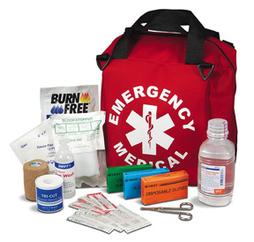 Swift First Aid Kit for Major Emergencies