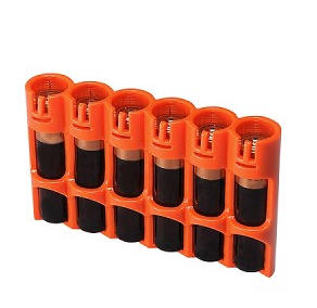 Slimline 6AAA Pack Battery Caddy