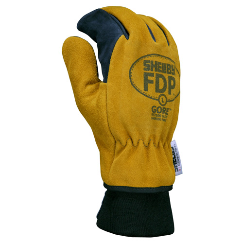 Shelby FDP 5225 Pigskin Fire Gloves - SHL 5225