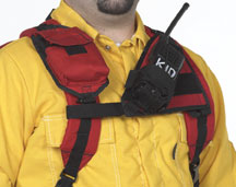 Snap to Pack Radio Harness