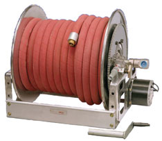 Hannay Super Booster Hose Reel