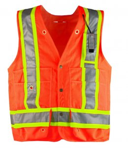 Viking Surveyors Safety Vest