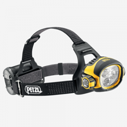 Petzl ULTRA VARIO Rechargeable Multi-Beam Headlamp petzl, ultra vario, headlight, head light, head lamp, headlamp, led headlamp, led headlight