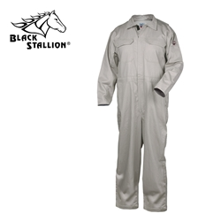TruGuard 300 FR High-Quality Coveralls nfpa2112, nfpa70e, black stallion, bsx, revco