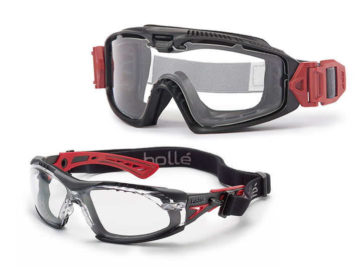 Goggles & Safety Glasses