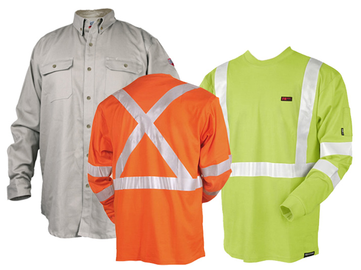 Fire & Arc Resistant Workwear