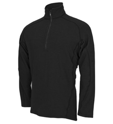 DragonWear Power Grid 1/4 Zip Shirt 3XL - True North DragonWear
