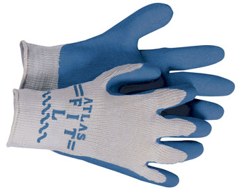 Rubber Coated Knit Glove