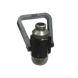 "Ball Shut Off Valve 1"" NH Swivel"