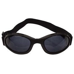 Black Collapsible Tactical Goggle
