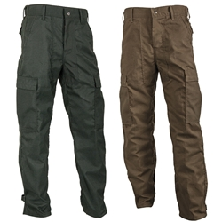 CrewBoss Classic Advance Brush Pants - Kevlar/Nomex wildland pants