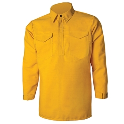 CrewBoss Hickory Brush Shirt - Nomex CrewBoss, brush shirt, hickory shirt, wildland shirt
