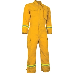 CrewBoss Premium Coverall - Nomex CrewBoss, jumpsuit, jump suit, wildland jumpsuit, wildland jump suit, coverall, wildland coverall