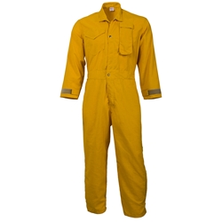 CrewBoss Standard Coverall - Nomex CrewBoss, jumpsuit, jump suit, wildland jumpsuit, wildland jump suit, coverall, wildland coverall