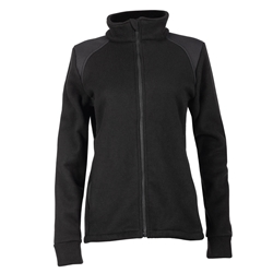 DragonWear Exxtreme Super Fleece Womens Jacket - True North womens fleece, womens jacket, nomex fleece, super fleece, true north, dragonfur, fleece jacket, nomex jacket, nomex fleece jacket, dragon fur, exxtreme, DragonWear