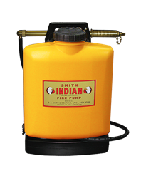 Indian Poly Backpack Pump
