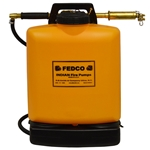 Fedco Poly Backpack Pump