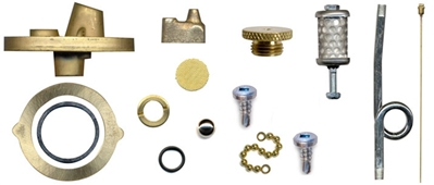 Fire West (NFF) Drip Torch Complete Rebuild Kit