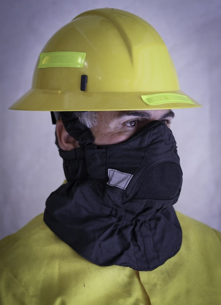 Hot Shield Hs 2 Face Protector W Particle Mask