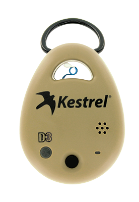 Kestrel DROP D3 Wireless Temperature, Humidity & Pressure Data Logger