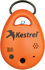Kestrel DROP D3FW Fire Weather Monitor Weather Instruments, Kestrel, wind meter