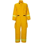 Lakeland Wildland Fire Coverall - Style WLSCV Nomex