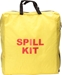 Oil Spill Kit in Carry Bag - SPT SPILL-YEL
