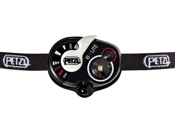 Petzl E+Lite Ultra-Compact Emergency Headlamp petzl, e+lite, headlamp, headlight, head light, head lamp, emergency light