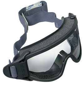 ESS Firefighter Rubber Goggles WF