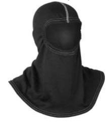 Majestic PAC F-20 Flared Back Fire Hood Ultra C6 shroud