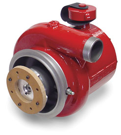 High Pressure Wick® 4-Stage Pump End